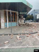 Earthquake: East Geelong Australia,  September 2021