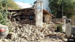 Earthquake:  Greece,  September 2021
