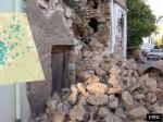 Earthquake: Irákleion Greece,  September 2021