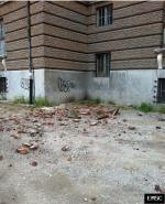 Earthquake: Pernik Bulgaria,  May 2012