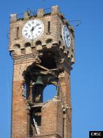 Earthquake: Novi di Modena Italy,  May 2012