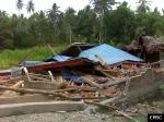 Earthquake: Kulawi Indonesia,  August 2012