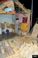 Earthquake: Guiria Venezuela,  October 2013