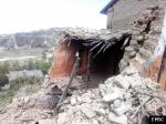 Earthquake: Ichangunarayan Nepal,  April 2015