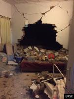 Earthquake: Imphal India,  January 2016