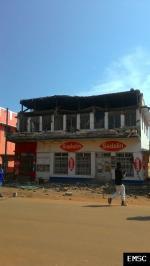 Earthquake: Bukoba Tanzania,  September 2016