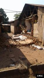 Earthquake: Muleba Tanzania,  September 2016