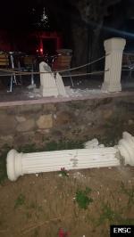 Earthquake: Ortakent-Yahşi Turkey,  July 2017