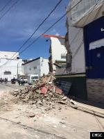 Earthquake: Puebla Mexico,  September 2017