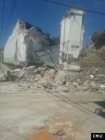 Earthquake: Puebla Mexico,  September 2017
