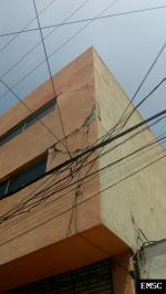 Earthquake: Mexico City Mexico,  September 2017