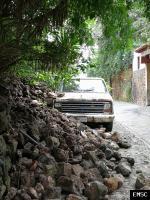 Earthquake: Tepoztlán Mexico,  September 2017