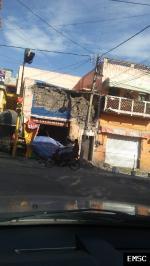 Earthquake: Izúcar de Matamoros Mexico,  September 2017