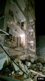 Earthquake: Kermanshah Iran,  November 2017
