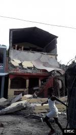 Earthquake:  Haiti,  October 2018