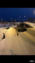 Earthquake: Anchorage United States of America,  November 2018