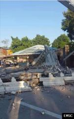 Earthquake: Rotherham United Kingdom of Great Britain and Northern Ireland,  April 2019