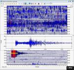 Earthquake:  Japan,  July 2019