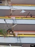 Earthquake: Tirana Albania,  September 2019