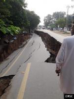 Earthquake:  Pakistan,  September 2019