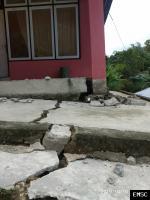 Earthquake:  Indonesia,  October 2019