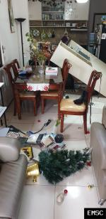 Earthquake: Davao City Philippines,  December 2019