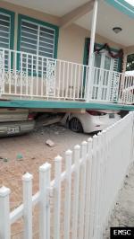 Earthquake: Susúa Baja Puerto Rico,  January 2020