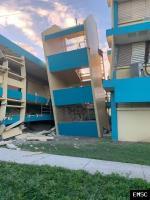 Earthquake:  Puerto Rico,  January 2020