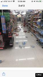 Earthquake: Kamas United States of America,  March 2020