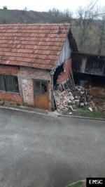 Earthquake: Gornja Stubica Croatia,  March 2020