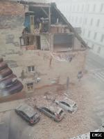 Earthquake: Zagreb Croatia,  March 2020