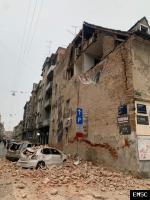 Earthquake: Koprivnica Croatia,  March 2020