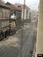 Earthquake: Medulin Croatia,  March 2020