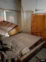 Earthquake: Sveti Ivan Zabno Croatia,  March 2020
