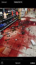 Earthquake: Bednja Croatia,  March 2020