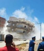 Earthquake: Boufarik Algeria,  August 2020