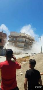 Earthquake: Rouached Algeria,  August 2020