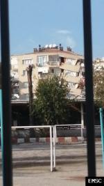 Earthquake: Karabağlar Turkey,  October 2020