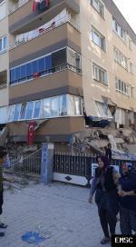 Earthquake: Izmir Turkey,  October 2020
