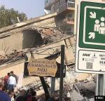 Earthquake: Manisa Turkey,  October 2020