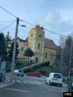 Earthquake: Donja Lomnica Croatia,  December 2020