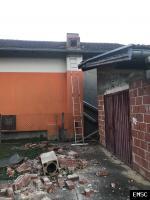 Earthquake: Novska Croatia,  December 2020