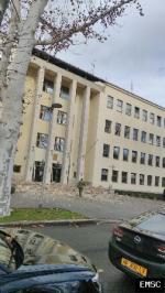 Earthquake: Centar Croatia,  December 2020