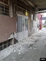 Earthquake: Sesvete Croatia,  December 2020