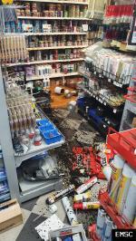 Earthquake: Zadvorsko Croatia,  December 2020