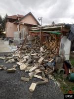 Earthquake: Dubrava Croatia,  December 2020