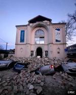 Earthquake: Sisak Croatia,  December 2020