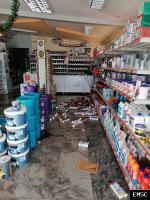Earthquake: Velika Gorica Croatia,  December 2020