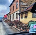 Earthquake: Grosuplje Slovenia,  December 2020