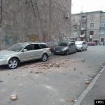 Earthquake: Yerevan Armenia,  February 2021